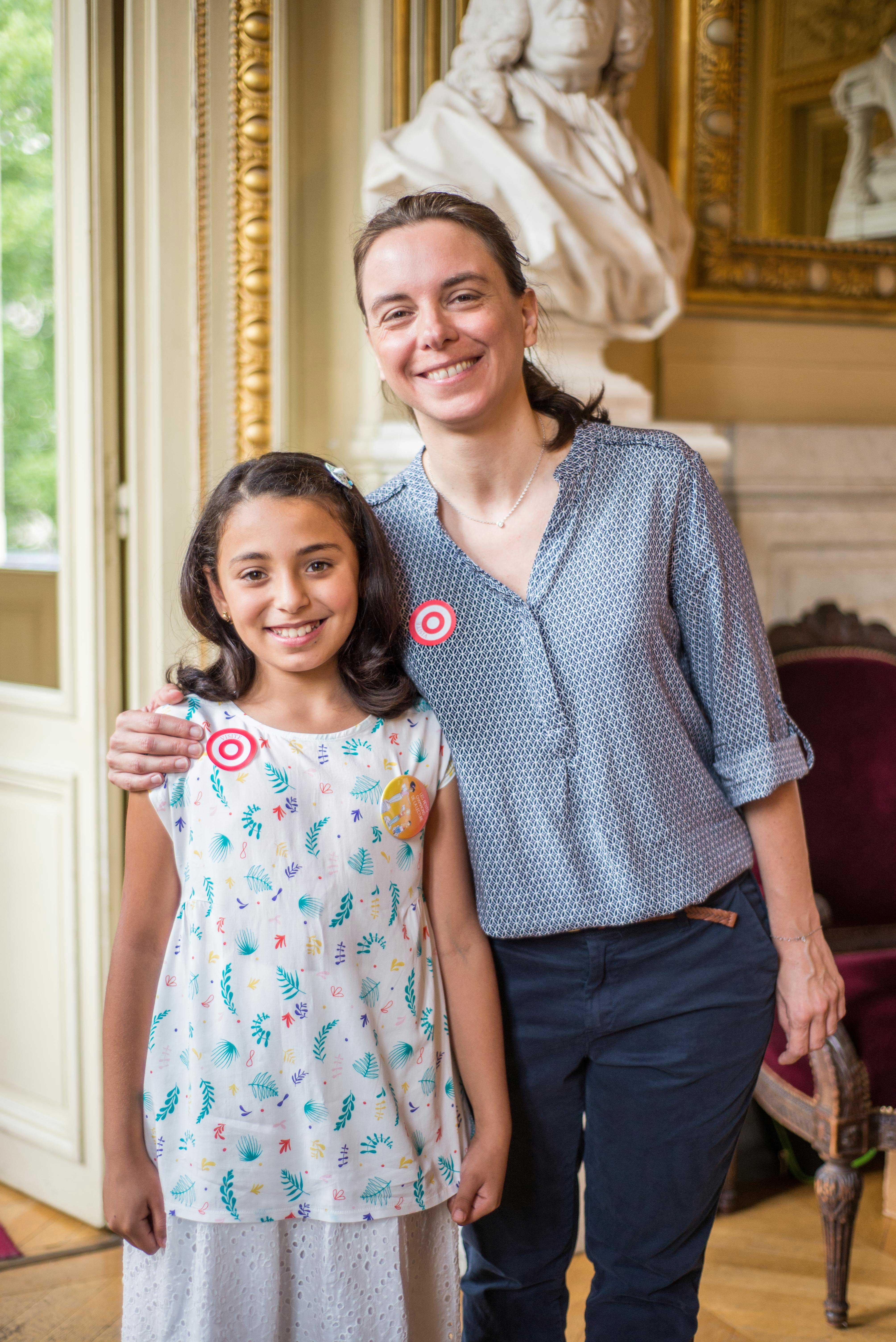 Photo de Myriam-Anne Gaelle - enfant auteur