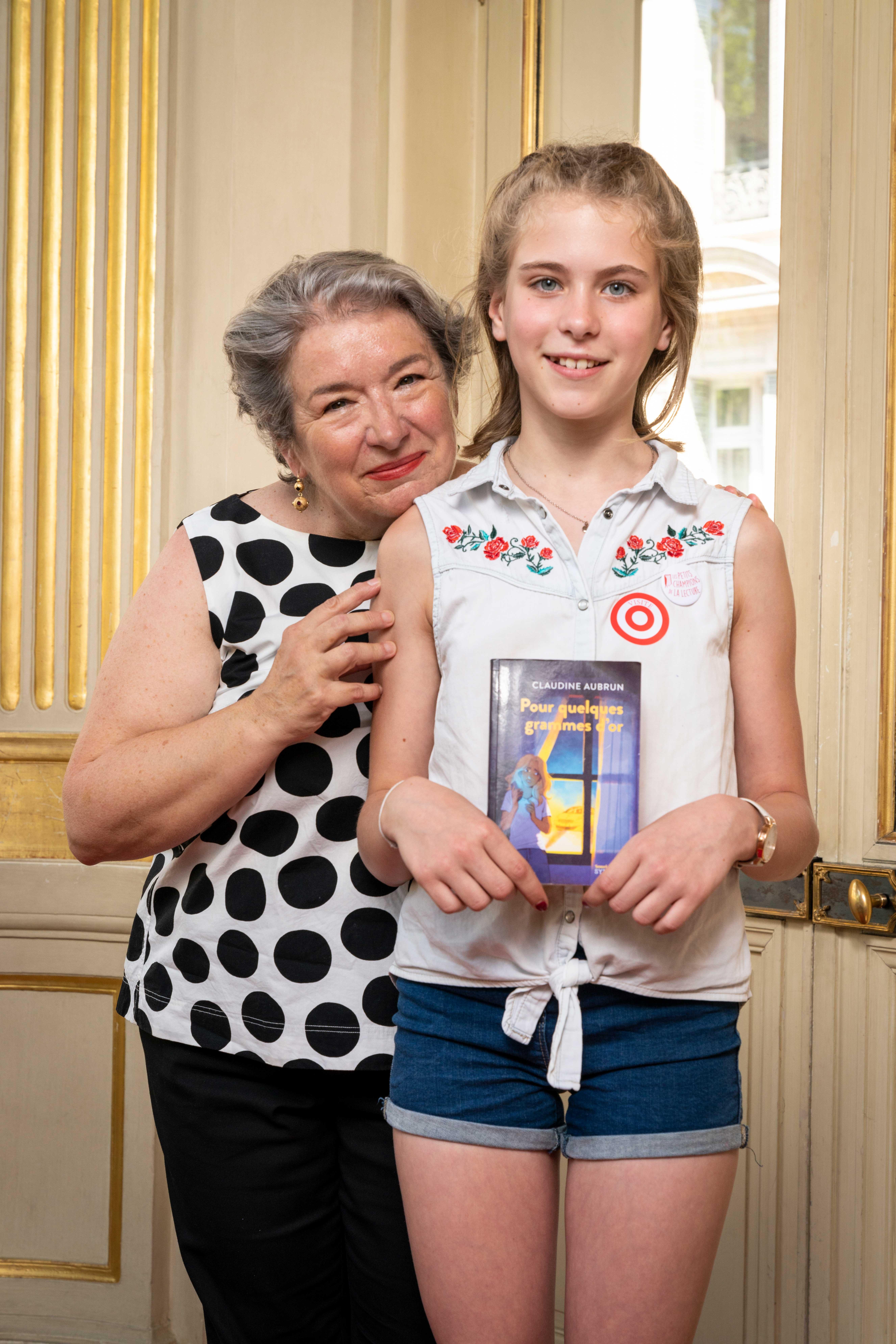 Photop de Pauline et Claudine Aubrun 2019