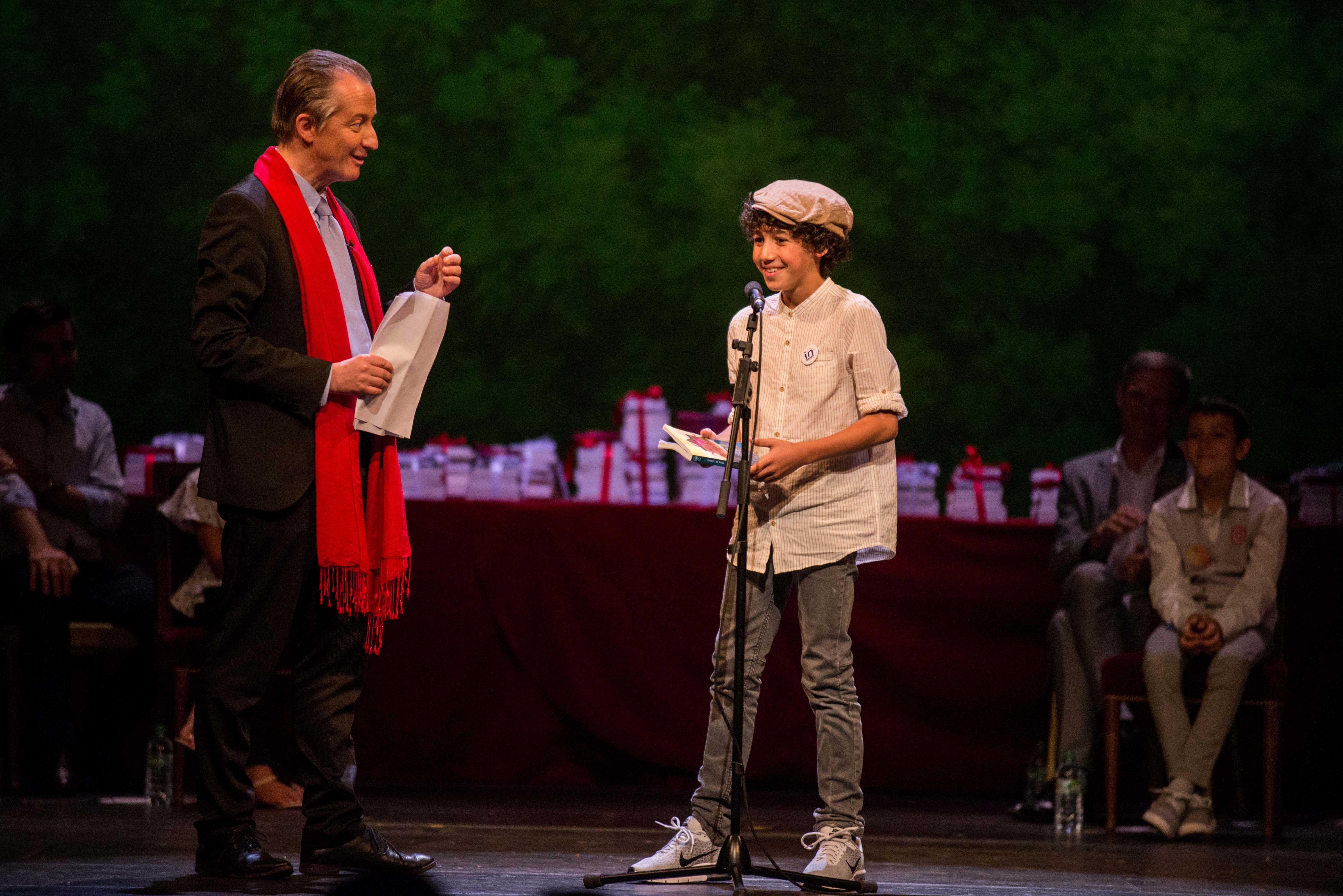 Photo de Selim sur scène