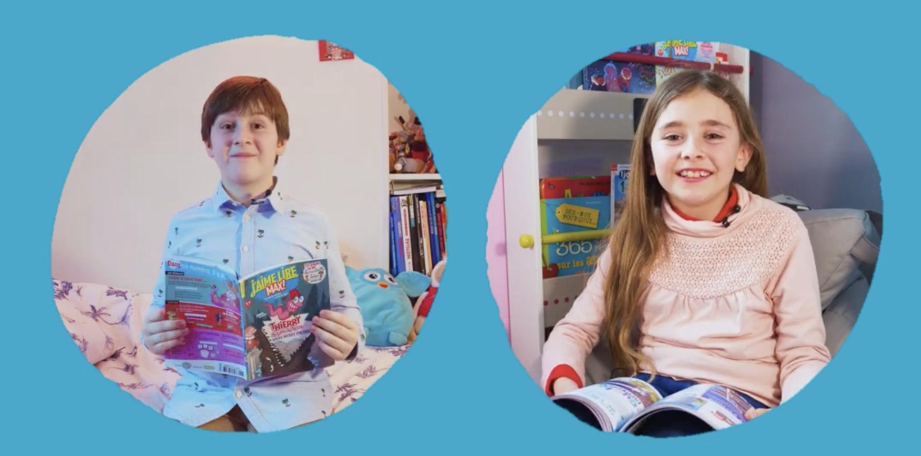 Des astuces de Petits champions en vidéo !